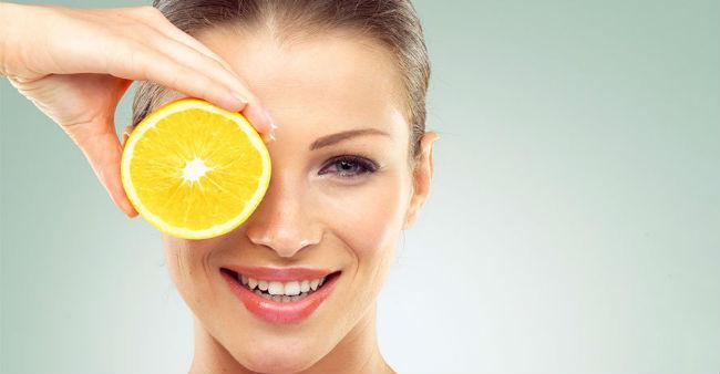 Vitamina C para pele