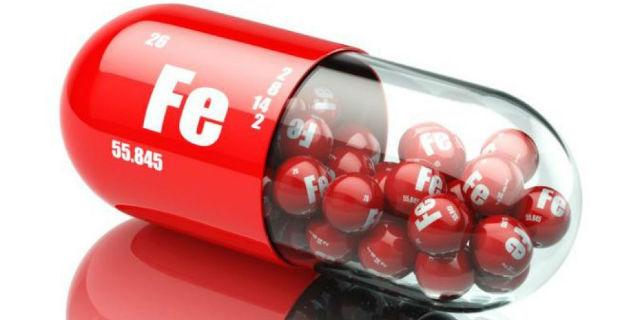 Remédio para anemia