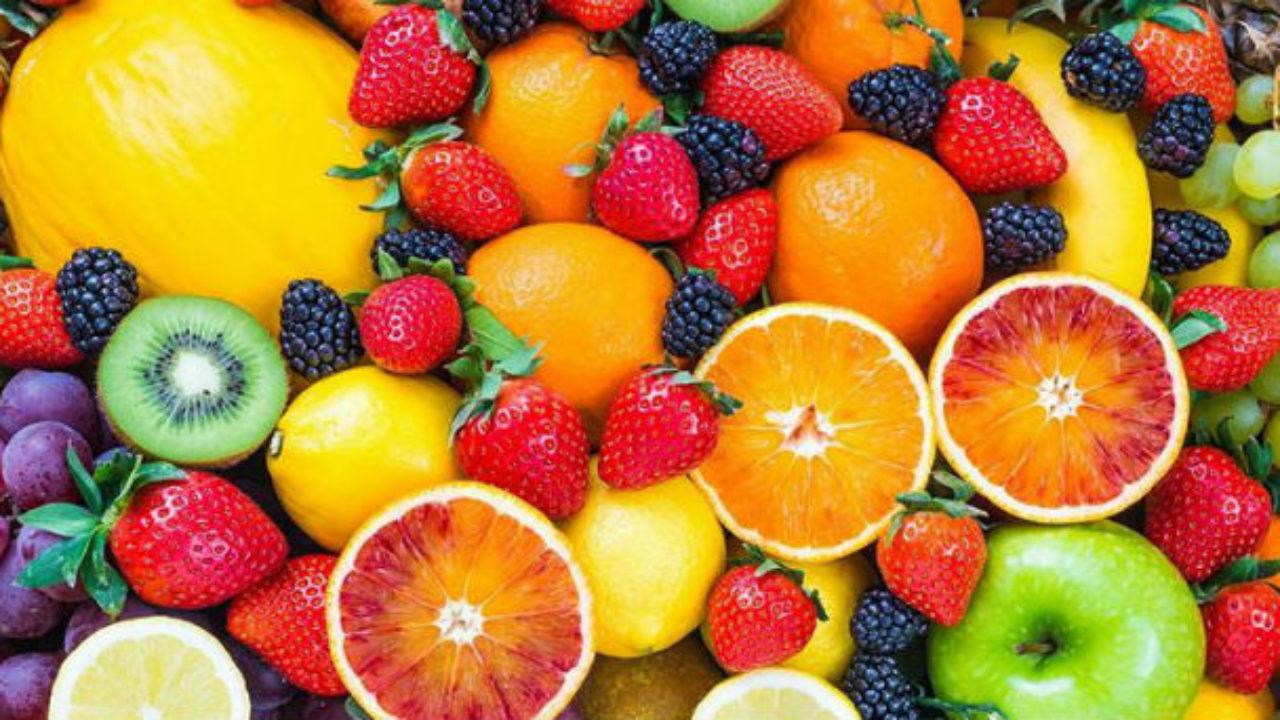 lista de frutas de la dieta keto