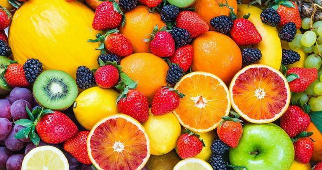 Frutas low carb