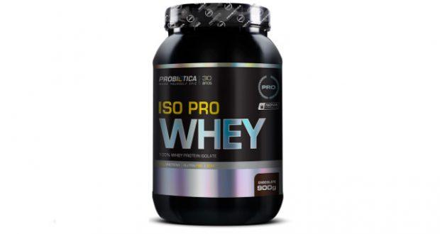 417d42b87 Iso Pro Whey Probiotica é Bom  Composição