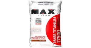 Mass Titanium 17500