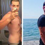 Homem Perde Quase 60 Kg em Apenas um Ano e Impressiona