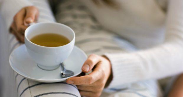 Chá calmante