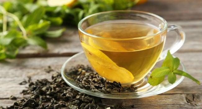 Chá para refluxo