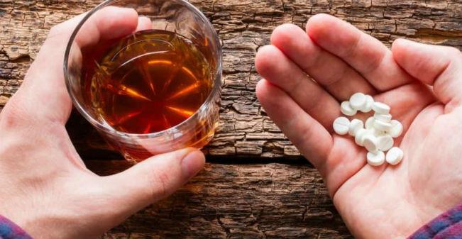 Sibutramina e álcool
