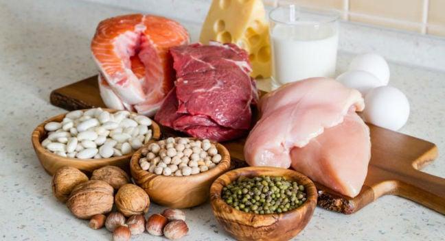 Fontes de proteína magra