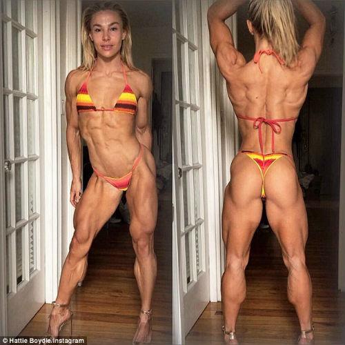 Modelo que sufría de anorexia y pesaba 26 kg cuenta cómo se recuperó 10