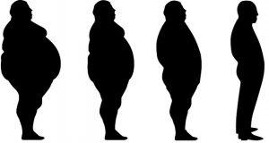 Obeso e magro