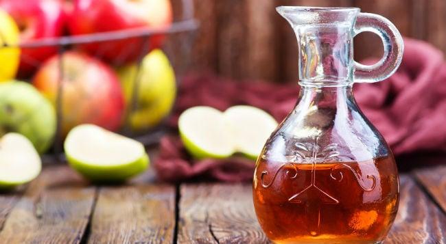 beber agua com vinagre emagrece