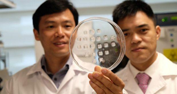 """Tem Na Web - Cientistas Formulam Simples """"Adesivo"""" Que Transforma Gordura da Barriga em Energia"""