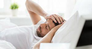 Dor de cabeça ao acordar