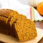 Experimente Fazer Esse Saudável e Delicioso Pão de Abóbora