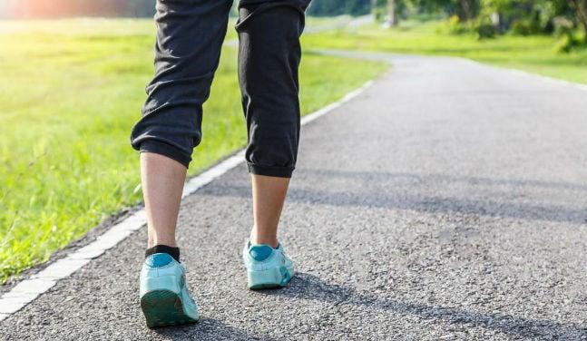 Tem Na Web - Com Que Frequência um Iniciante Deve Caminhar Para Perder Peso?