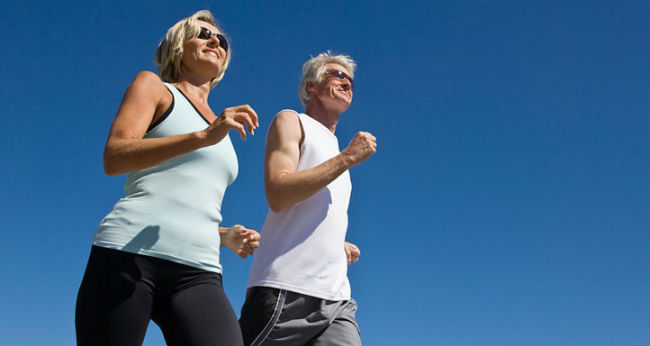 Exercício antienvelhecimento