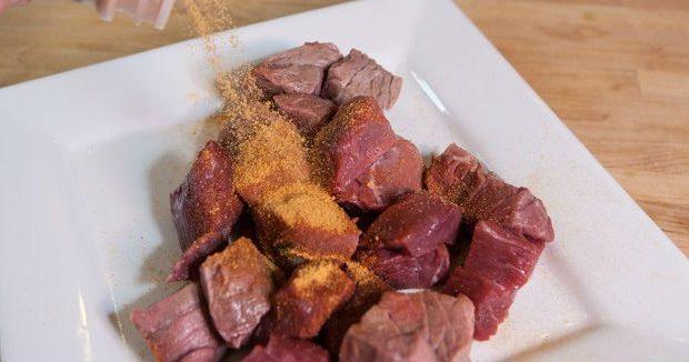 Amaciante de carne