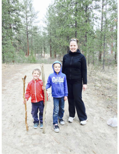 La pregunta inocente de su hijo hizo que esta mujer perdiera 40 kg en solo 1 año 2