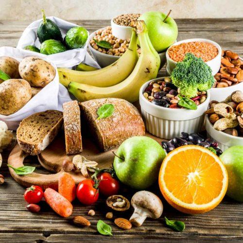 alimentos com baixo índice glicêmico