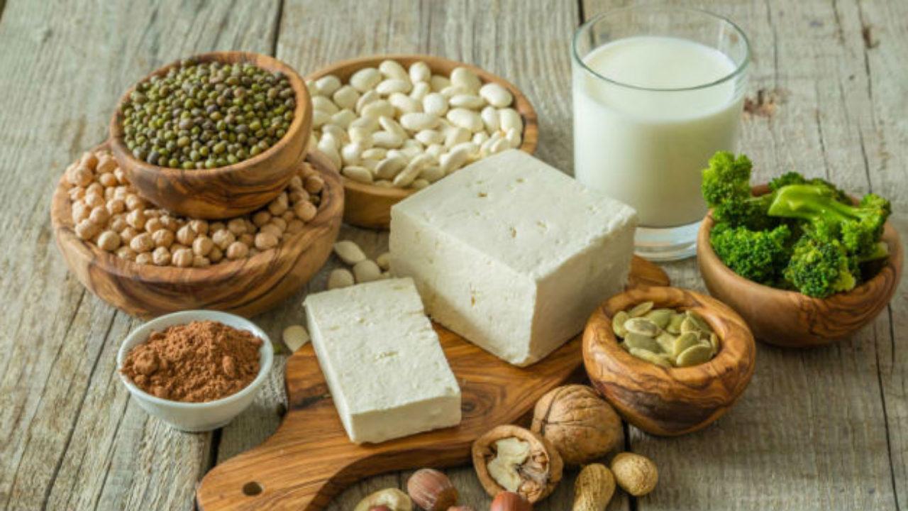 dieta vegetariana alta en proteínas para la diabetes