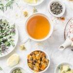 12 chás para gordura no fígado - Melhores opções e dicas