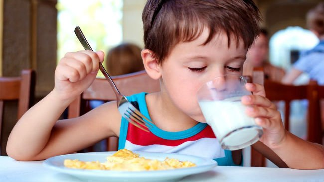 Alimentos para estrenimiento infantil