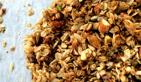 Granola salgada low carb