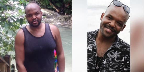 Cómo este chico aprendió a gustarle correr y perdió más de 30 kg 4