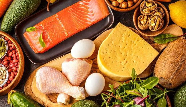o q pode comer na dieta cetogenica