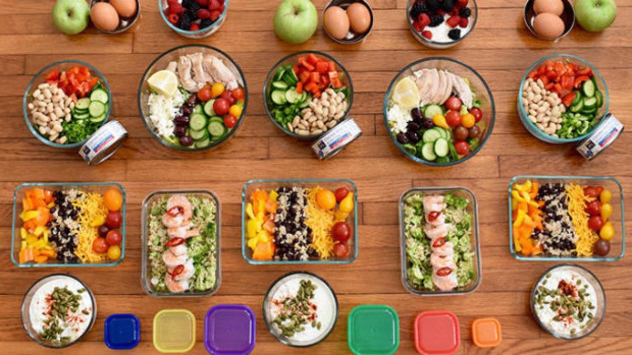 Dieta de 2000 calorias fitness