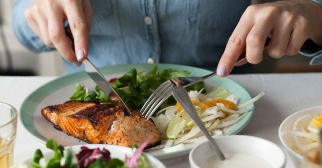 Hábitos alimentares saudáveis