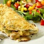 Omelete para diabéticos