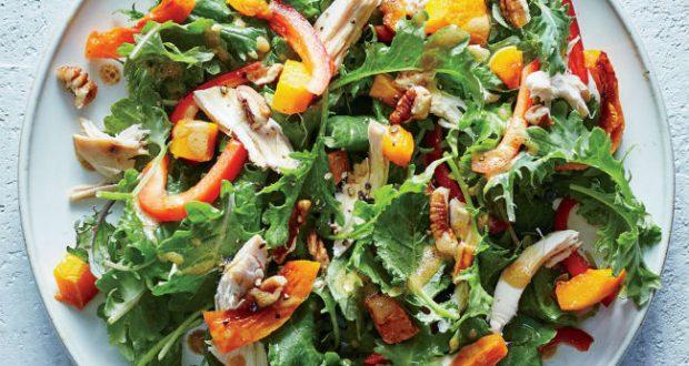 Salada para almoço light