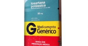Losartana potássica