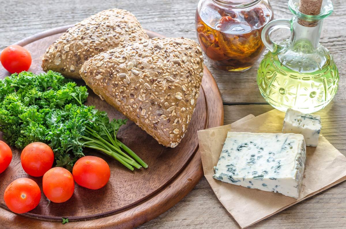Pão de linhaça low carb perfeito para diabéticos