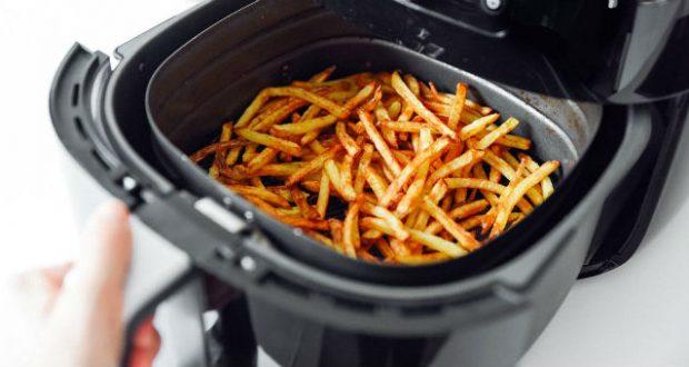 Batata frita na AirFryer