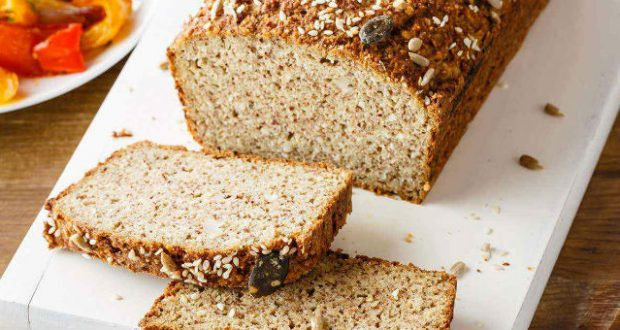Pão de couve-flor low carb