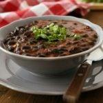 Calorias da Sopa de Feijão - Tipos, Porções e Dicas