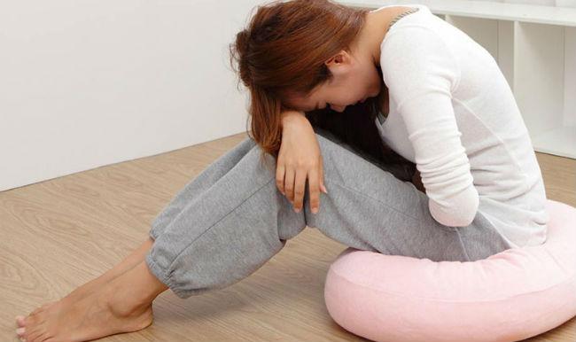 Cólica menstrual forte