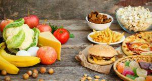 Fontes sem e com carboidratos