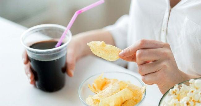 Alimentos ruins para osteoporose