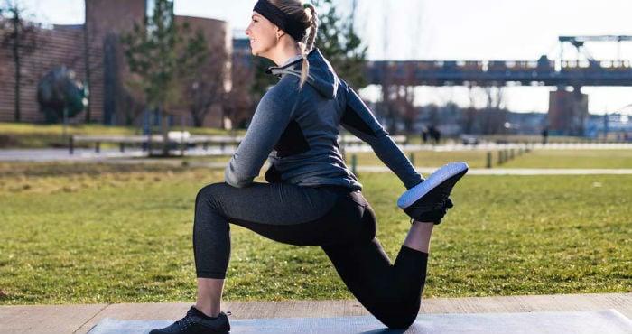 alívio da dor nos músculos das pernas puxadas