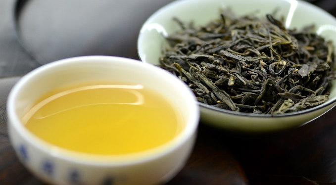 Chá amarelo