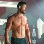 Dieta de Chris Hemsworth - O Thor do Cinema (Cardápio, Treino e Dicas)
