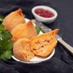 Receita de coxinha de frango com batata doce, light e saudável
