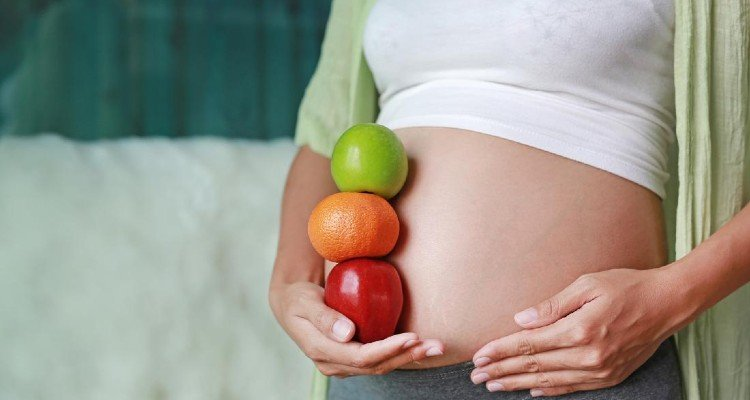 Frutas para grávidas