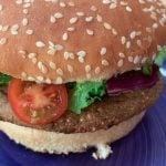 Receita de Hambúrguer Vegano Fit Delicioso e Saudável