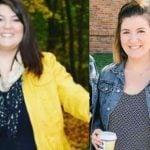 3 Simples Mudanças que a Fizeram Perder Quase 30 Kg em 1 Ano