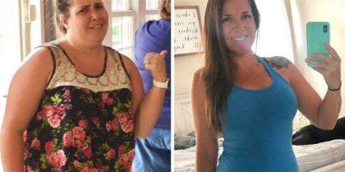 Graças ao Jejum Intermitente e à Dieta Cetogênica, Mulher Perde 45 Kg em 1 Ano