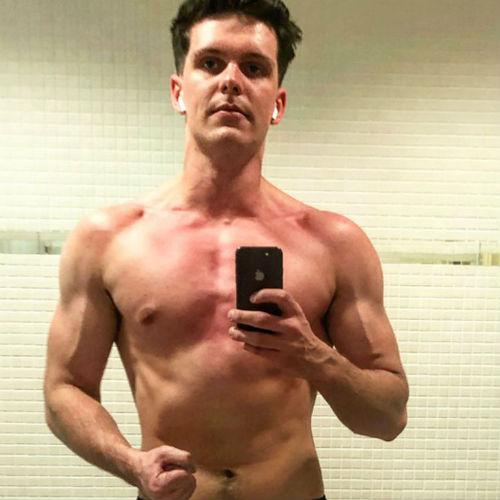"""Cambios simples en el entrenamiento y la dieta te han hecho pasar de ser un """"flaco falso"""" a tener un cuerpo grande 2"""