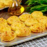 Receita de pão de queijo light e saudável